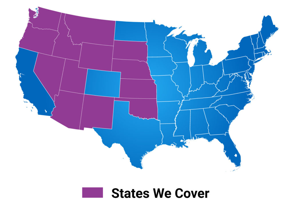 States We Cover